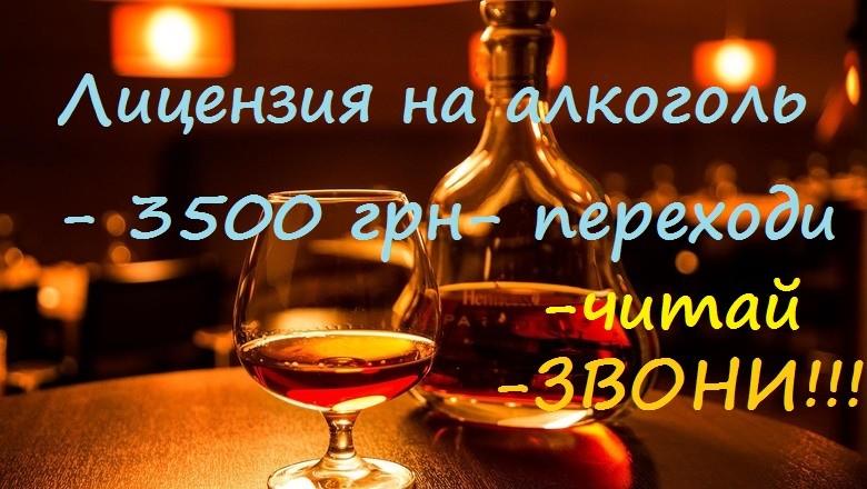 лицензия на алкоголь заказать